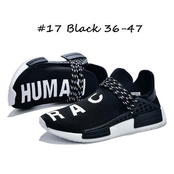 #17 Black 36-47