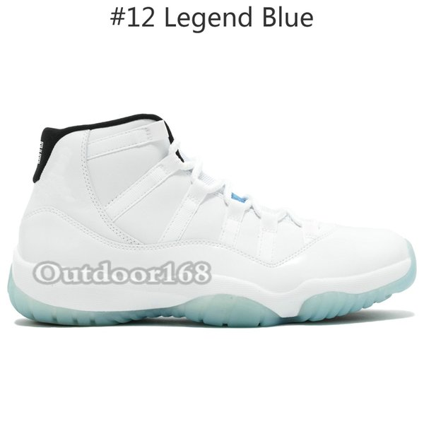 #12 Legend Blue
