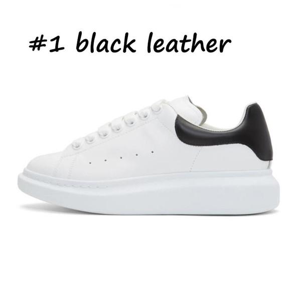 #1 черная кожа