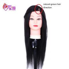 918type Natural-grown hair direction