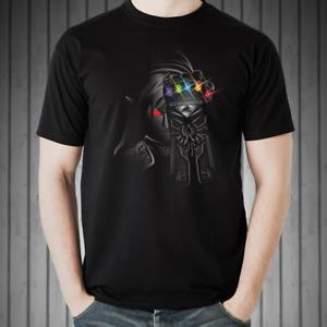T-shirt Infinity Rupees, Legend of Zelda, Thanos, Avengers, Dark Link