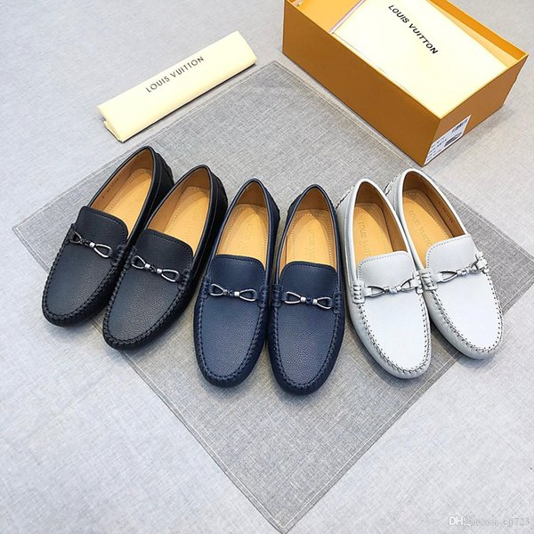 iduzi Designers bullock Carve patterns Gold silver Casual Shoes Male Homecoming Dress Wedding Prom Sapato Social party shoes for groom