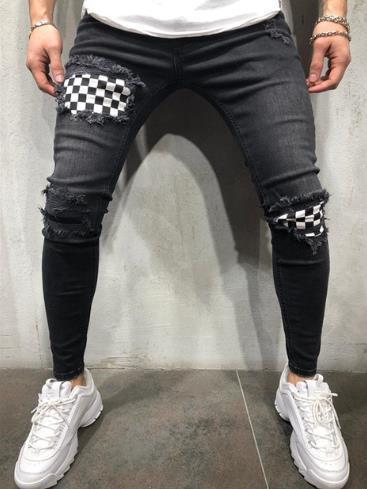 Biker Jeans 8