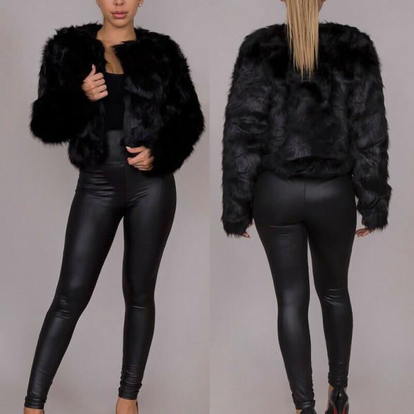 Bayanlar Kadın Islak bak Sahte PU Deri Pantolon Sıkı Push Up Kalem Skinny Sıkı Yüksek Bel Tozluklar Pantolon PVC Pantolon