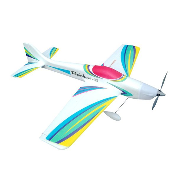 Thunder / Rainbow 890mm Wingspan EPO F3A 3D Aerobatic RC Airplane RC MODEL HOBBY TOY PNP/KIT Version