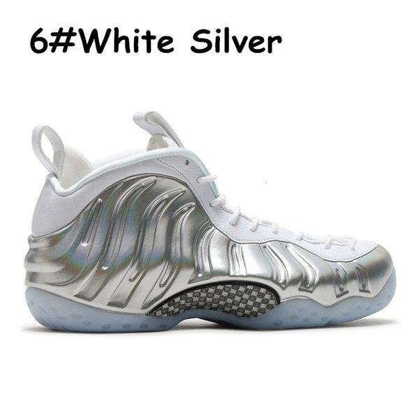 6 prata branca