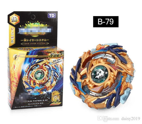 best selling 4D Beyblade Burst Toys Arena With Launcher and Box Bayblade Metal Fusion God Spinning Top Bey Blades Toy B97 B74 B85 B75 B82 B73 B79 B74