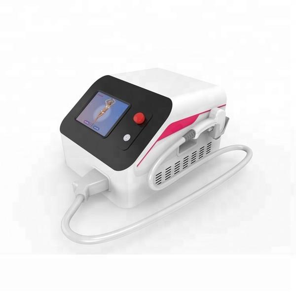 2019 meilleur portable Macro channelcooler 808nm diode laser épilation