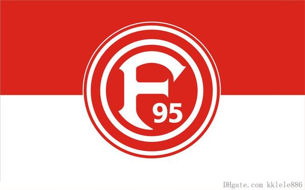 Флаги немецких футбольных клубах