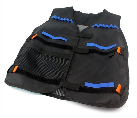 best selling 2020 New Vest Tactical Kit for Outdoor Kids Child Boys Men Adults(Only seller Vest kit)