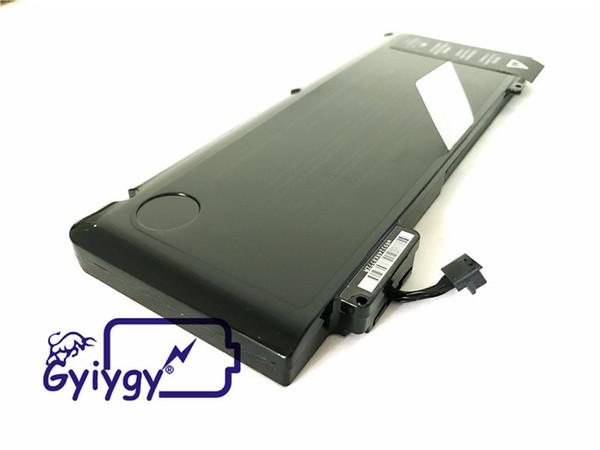batterie d'ordinateur portable d'expédition libre pour Macbook Pro 13 pouces Unibody A1322, A1278 63.5wh 10.95v