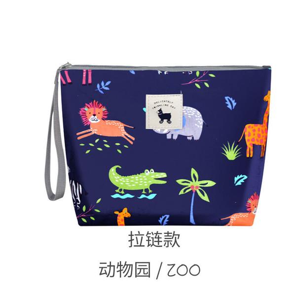 18X20CM mini sac de maternité en coton pour coussinets menstruels coussin d'allaitement coussin d'allaitement réutilisable sacs de collation