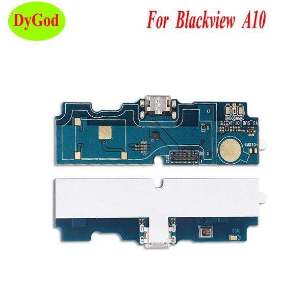DyGod per Blackview A10 MT6580A Quad core 1.3GHz Accessori di riparazione per Blackview A10 Dock del caricatore Dock di ricarica Micro USB Slot