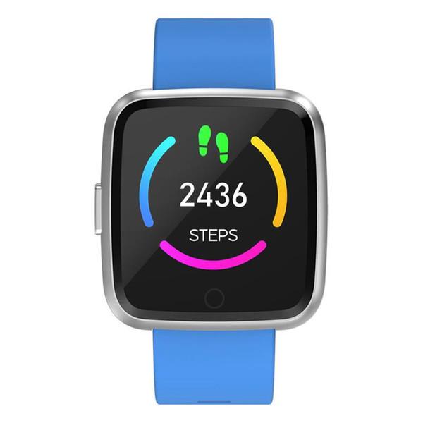 Y7 Long Standby Time Smart Watch Blood Pressure Oxygen Smart watch Waterproof BT4.0 Heart Rate Watch for Women