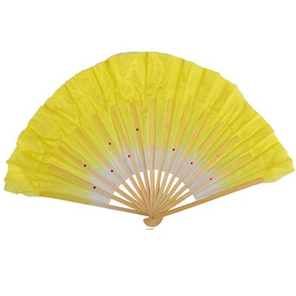 Yellow Fans Left