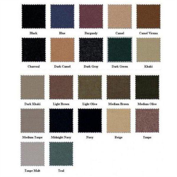 Пользовательские цвета