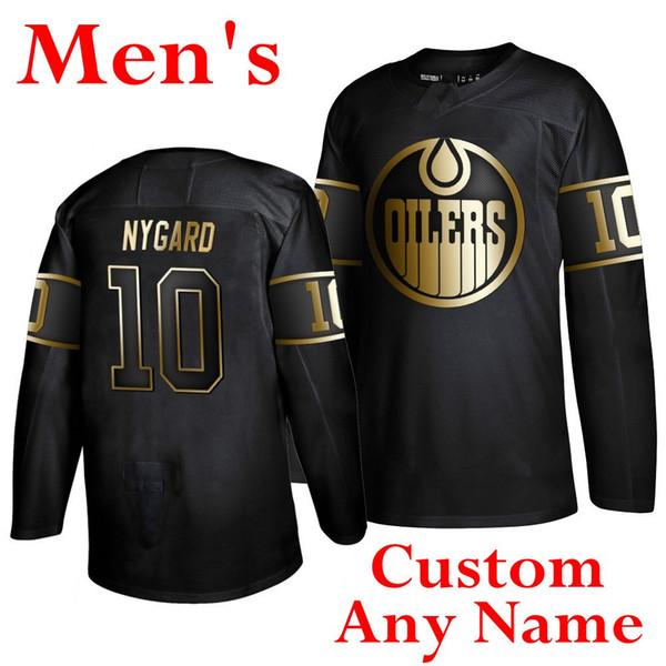 Men # 039; s nero oro Edition