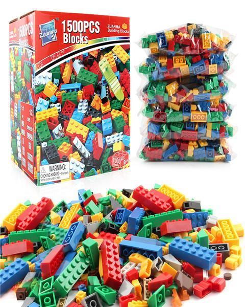 bloco brinquedo plástico