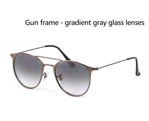 pistola gris