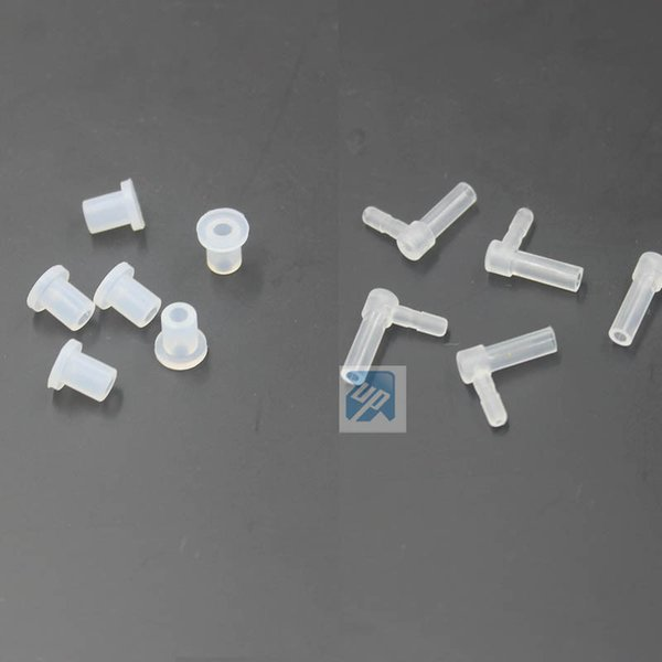 500pcs High quality pipe sleeve pipeline connector CISS accessories ciss small rubber parts drop shipping Special offer !