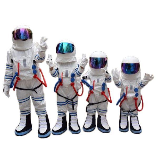 Super Space Suit Mascot Astronaut Aerospace Engineering Universe Sandbox Costumes