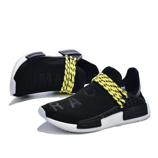 A3 black yellow laces 36-47