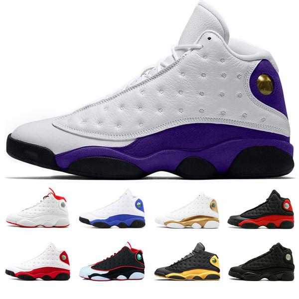 jordan jumpman retros shoes Yeni gelmesi Mahkemesi mor erkekler 13 s Basketbol ayakkabı 13 erkek Hiper Kraliyet Alternatif Siyah Kedi Phantom O Adı Gri Ayak Eğitmen sneakers