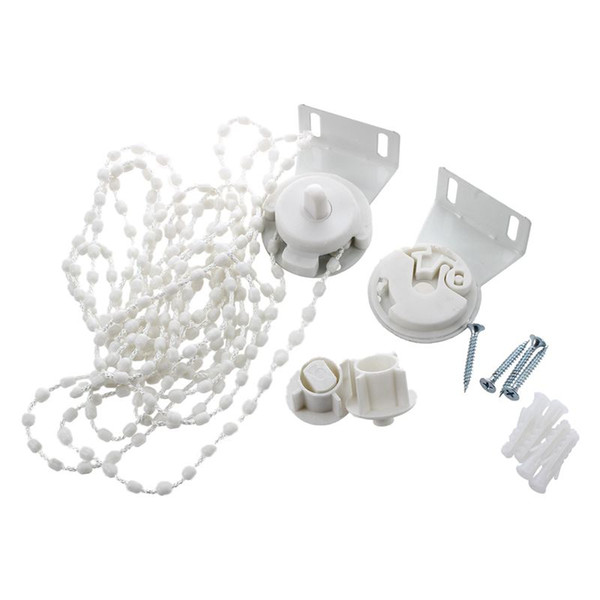 Prático Boutique Roller Blind Sombra Cluth Bracket Bead Chain 28mm Kit