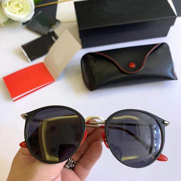 RayBan Ferrari Lunettes de soleil à monture Hommes femmes designer Marque V46 lunettes de soleil UV400 Sport lunettes de soleil mens
