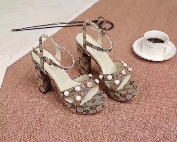 G n mulheres sandálias talão de couro real studs sandálias de salto alto chinelos sandálias de slides unisex praia ao ar livre chinelos 4 cores 35-41 com caixa