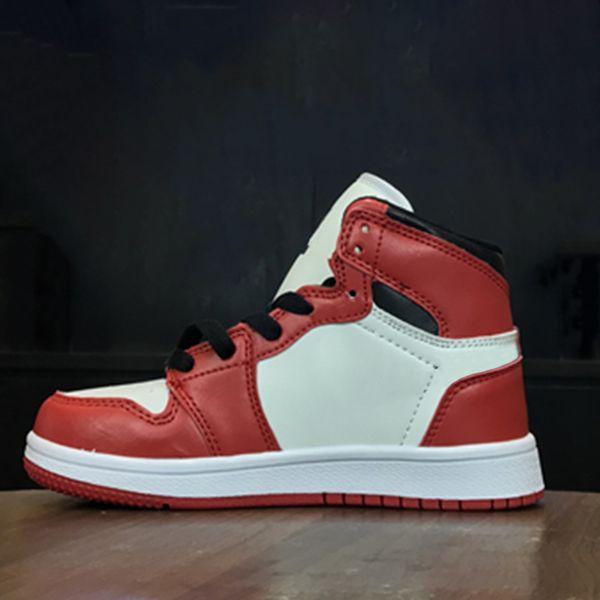 Top Garçon Blanc Baskets Air 1s Acheter Jordan De 3 Chaussures 1 Fille Chaude Og Noir Rouge Vente Basketball Nike Race Enfants 4jLA5R