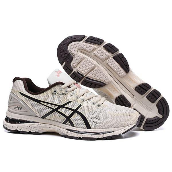 2019 Asics GEL-Nimbus 20 Sakura SP Men Running Shoes T804N Top Quality Designer Sneakers Sport Shoes Size 40-45