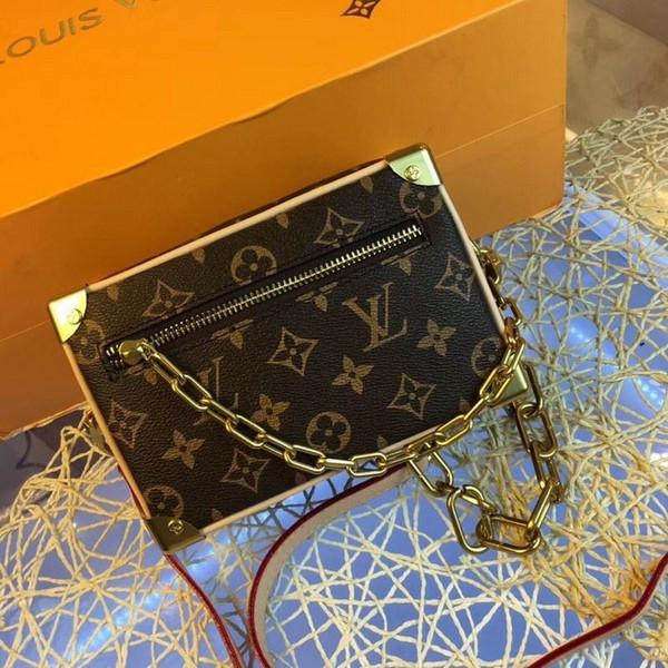Migliori preferiti multi accessori pochette designer borsa borsa di lusso in vera pelle L spalla fiore borsa crossbody le borse delle signore