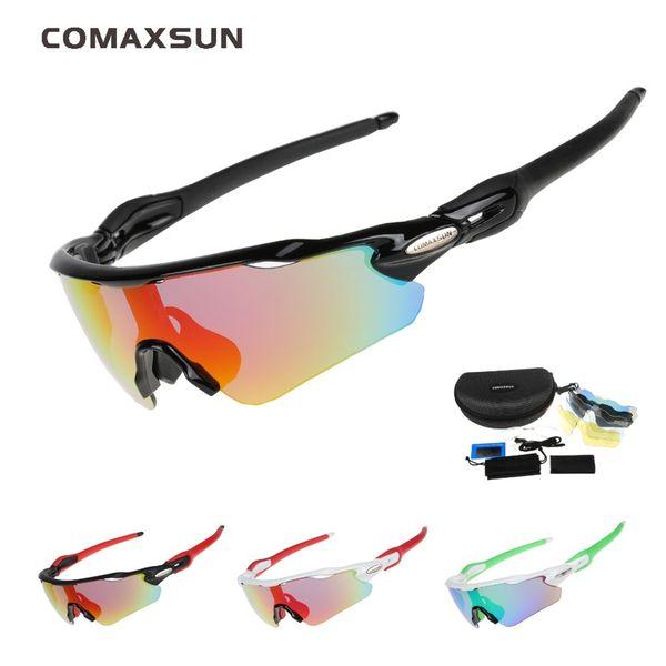 c85d1a66e398c COMAXSUN Profissional Polarizada Ciclismo Óculos Óculos De Armação de Pesca  Esportes Ao Ar Livre Óculos De
