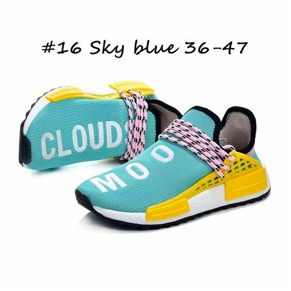 #16 Sky blue 36-47