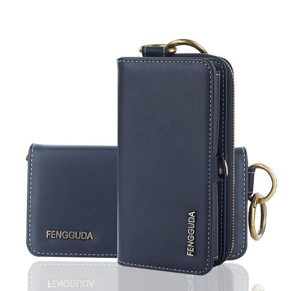 Smartphone Hülle Selber Gestalten Universal Brieftasche Pu Leder Für Gretel A7 Reißverschlussabdeckung Für Umidigi G Senseit A109 Oneplus 5 Case