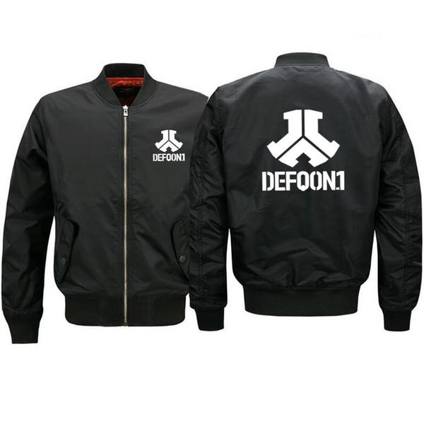 Multiple styles Outerwear defqon 1 Jackets Ma1 Bomber Jacket Men jaqueta masculina Hip hop mens streetwear Jacket Coat S-6XL D19010501