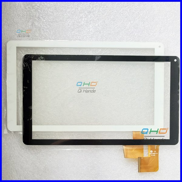 New touch Sensor YJ247/248FPC-V1 YH-1628 10.1 inch touch screen panel digitizer for tablet PC MID YJ247/248FPC-V2