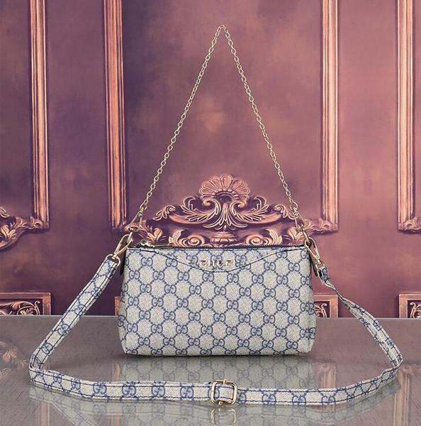 2019T8Design Women's Handbag Ladies Totes Clutch Bag High Quality Classic Shoulder Bags Fashion Leather Hand Bags Mixed order handbag B003