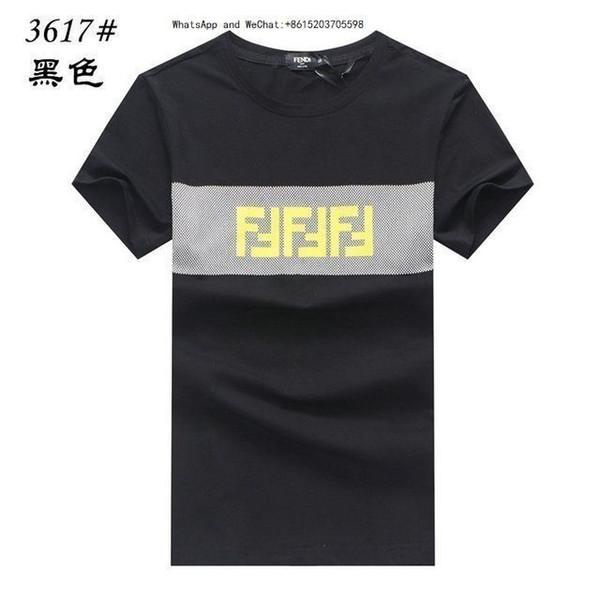 T-shirt da uomo a manica lunga con maniche a maniche lunghe da uomo modello 2019 per uomo stile estivo uomo coreano Dress0305 0305