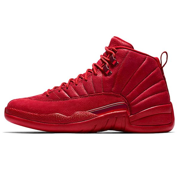 12 Gym Red 2018