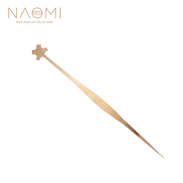NAOMI Brass Violin Tool Violin Tool Sound Post Setter For DIY Luthier Violin Parts & Accessories