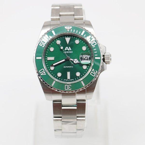 AEHIBO Зеленый