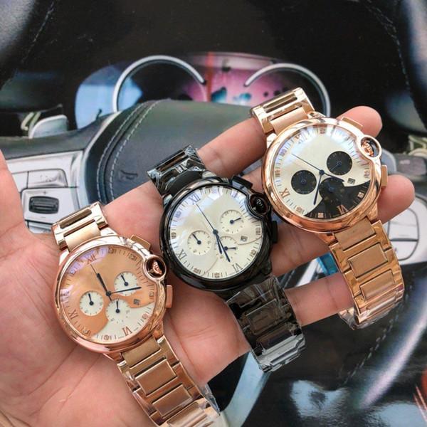 affaires montre des hommes chauds célèbre cadeau horloge watch horloge marque haut de haute qualité des hommes de quartz