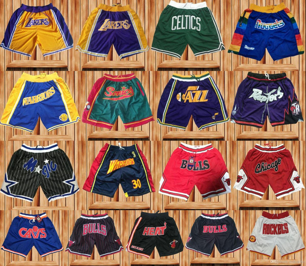 best selling Embroidery Just Ultra-light Breathable Sport Don Sportwear Shorts Basketball Shorts Gym Short Training Shorts with Zipper pockets