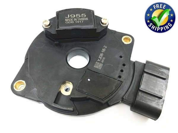 Pack of 1 Taiwan Ignition System J955 Ignition Modules for Mitsubishi Cars