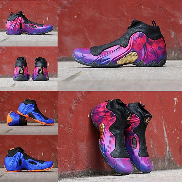 2019c Flightposite 1 CNY Мужская Баскетбольная Обувь Ретро Пенни Hardaway Дизайнер Спортивные Кроссовки Высочайшее Качество Обувь Кроссовки Размер 39-46