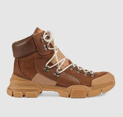 Flashtrek designer sneakers Mens Casual high-top Ankle Booties Hiking Military Boot Outdoor Womens Chunky Shoes Martin Boots Sneaker r8