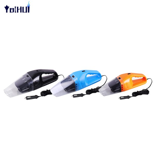 Car Portable Handheld Vacuum Cleaner Wet And Dry Dual Use Vehicle Auto Vacuum Cleaner Car Accessories