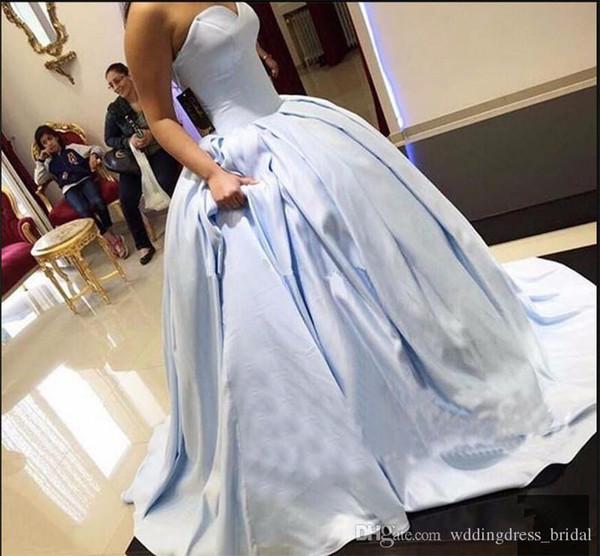 Vestidos de noche largos 2019 sin mangas de satén vestido de fiesta vestido de fiesta Vestido De Festa Longo Para Casamento